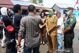 Terpapar dari orang tanpa gejala, empat warga Kabupaten Pesisir Selatan positif COVID-19