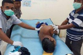 Pekerja keramba warga rokan ilir meninggal setelah jatuh dan kejang-kejang