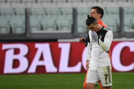 Cristiano Ronaldo kemungkinan balik ke MU