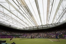 Untuk pertama kali sejak PD Kedua  Wimbledon bakal dibatalkan
