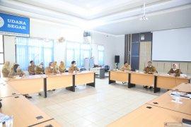 Wabup pimpin rapat koordinasi pelayanan tanggap darurat covid-19