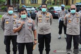 Polri siap tangani kejahatan selama  PSBB
