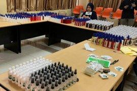 Pertamina bantu Unpad produksi penyeteril tangan cegah COVID-19