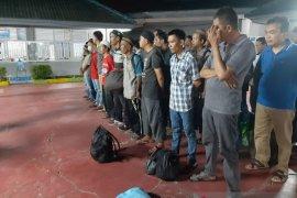 39 narapidana Lapas Kelas II A Jambi hirup udara bebas