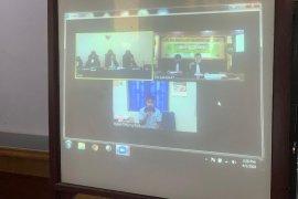 Antisipasi COVID-19 Kejaksaan Langkat laksanakan persidangan sistim online