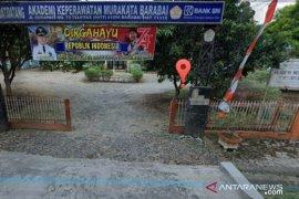 EksAkper Murakata disiapkan menjadi ruang isolasi transmisi lokal
