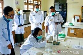 Wali Kota apresiasi mahasiswa ULM bikin Hand Sanitizer