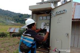 Presiden Jokowi minta 433 desa segera dialiri listrik