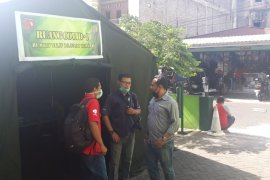 Gugus Tugas :  ODP COVID-19 di Malut  321 orang