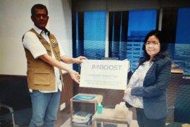 SOHO serahkan bantuan suplemen senilai Rp1,5 miliar kepada BNPB