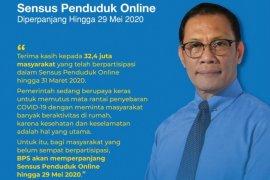 Capaian sensus penduduk daring Kota Madiun tertinggi kedua se-Jatim