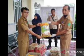 Tanah Bumbu channels aid to ODP residents
