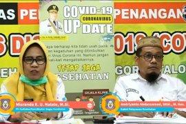 Dinkes bantah isu pasien positif COVID-19 di Gorontalo