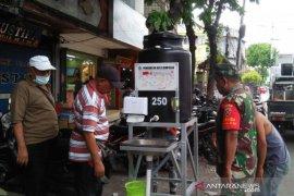 Pemkot Denpasar  bangun 34 wastafel antisipasi COVID-19