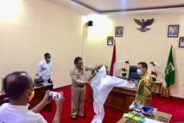 Sinar Mas Land bantu alat kesehatan bagi tenaga medis  di Banten