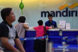 Bank Mandiri tawarkan belanja murah dari rumah dukung PSBB
