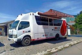 PMI Kota Tangerang layani pendonor ke rumah warga
