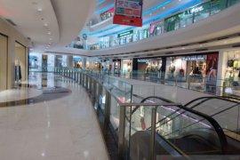 Begini penampakan pusat perbelanjaan di Depok tutup sementara akibat wabah Corona
