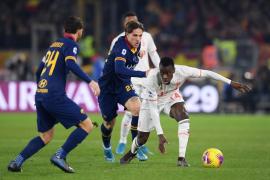 Gelandang muda AS Roma Zaniolo positif terinfeksi COVID-19