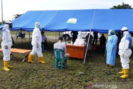 Penanganan pasien COVID-19 di Nagan Raya libatkan aparat desa