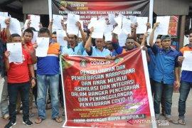 Cegah penyebaran COVID-19, Lapas Tanjung Gusta bebaskan 143 narapidana
