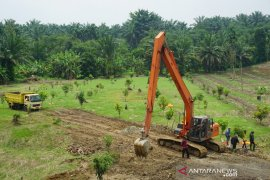 Pemkot Medan sediakan 14 ha lahan pemakaman pasien COVID-19