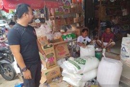 Polres Bangka Barat cek persediaan bahan pokok sejumlah pasar
