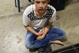 Polda Kalbar ringkus seorang DPO kasus narkoba di Kampung Beting