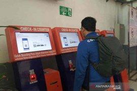 KAI Cirebon batasi kapasitas penumpang hingga 50 persen