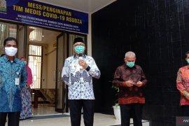 Pemerintah Aceh sediakan tiga gedung untuk istirahat tenaga medis