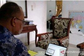Proses pembelajaran Polbangtan Medan melalui online masih berlanjut