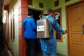 KNPI Jabar salurkan alat disinfeksi ke kabupaten/kota