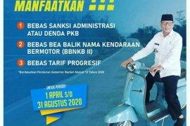 Optimalisasi Pendapatan, Pemprov Banten Hapus Denda Pajak, BBNKB, Mutasi dan Tarif Progresif