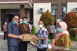 Bupati Bangka Barat beri semangat tenaga medis RSUD Sejiran Setason