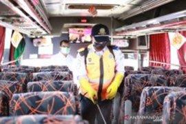 Pengusaha transportasi Kotabaru hentikan layanan terkait COVID-19