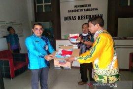 BLK Tabalong memproduksi 1.000 masker cegah Corona