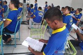 51 narapidana Lapas Banda Aceh dibebaskan
