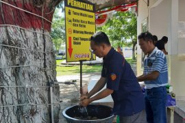 BPOM Gorontalo produksi antiseptik dari bahan minuman keras
