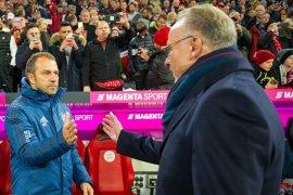 Bayern Muenchen permanenkan manajer Hansi Flick dengan kontrak hingga 2023