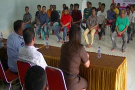 32 narapidana Kelas IIA Binjai dibebaskan antisipasi COVID-19