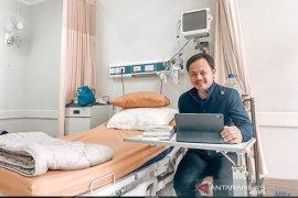 Wali Kota Bogor jalani tes swab kedua untuk pastikan kondisi kesehatannya