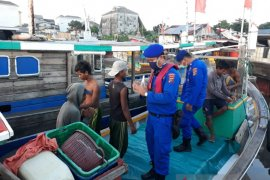 Polisi Bangka Barat imbau nelayan tidak buka jasa penyeberangan