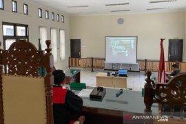 Pengadilan Negeri Penajam Gelar Sidang Virtual Cegah Wabah Corona
