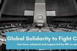 """Indonesia loloskan Resolusi majelis PBB """"Solidaritas Global atasi COVID-19"""""""