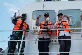 Pemkab-TNI-Polri di Gorontalo Utara kompak cegah virus corona
