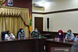 Pasien COVID-19 asal Padangsidimpuan dirujuk ke RSUP Adam Malik Medan