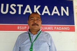 Dua balita PDP corona diisolasi di RSUP M Djamil Padang