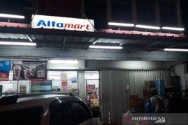 Polisi buru perampok Minimarket Alfamart
