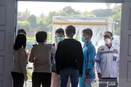 18 penumpang KM Sabuk Nusantara di Gorontalo Utara tidak bergejala COVID-19