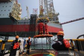 Harga minyak mentah Indonesia anjlok 22,38 dolar/barel